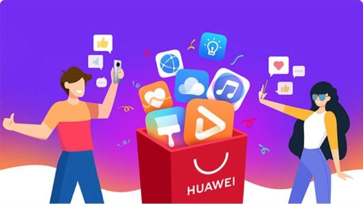 Huawei App Gallery Grafik