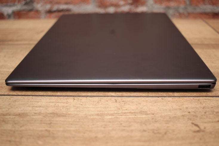 Huawei MateBook X Pro 2020 Notebook Anschluesse rechts