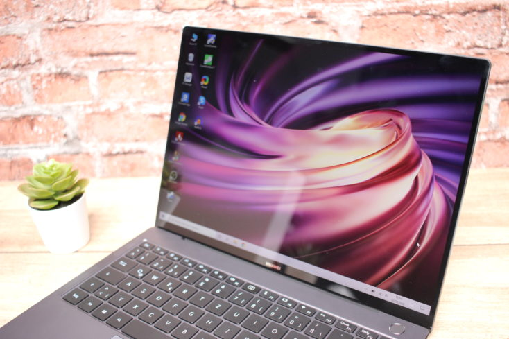 Huawei MateBook X Pro 2020 Notebook Display