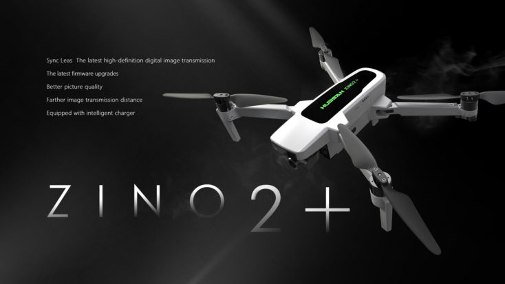 Hubsan Zino 2 Plus Upgrades