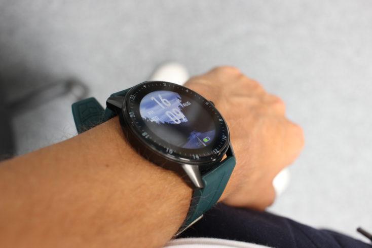Kospet Magic Watch 2 Handgelenk