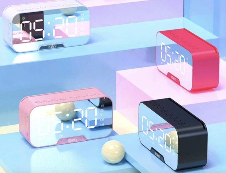 Lautsprecher Wecker Farben
