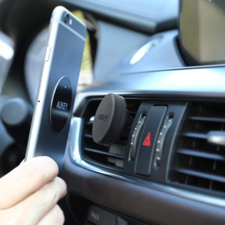 Magnetische AUKEY KFZ Handyhalterung Magnet