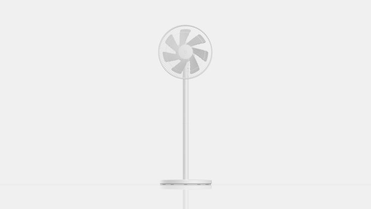Mi Smart Standing Fan 1C Ventilator Design
