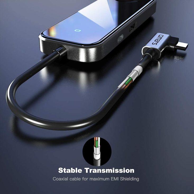 Omars Eclipse USB C Hub Kabel
