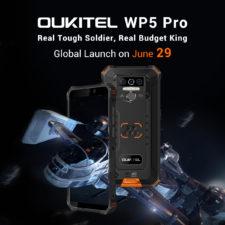 Oukitel WP5 Pro Smartphone