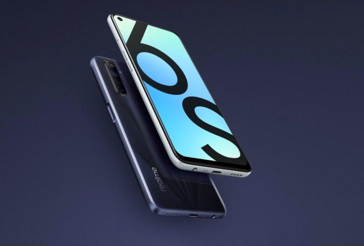 Realme 6S Design