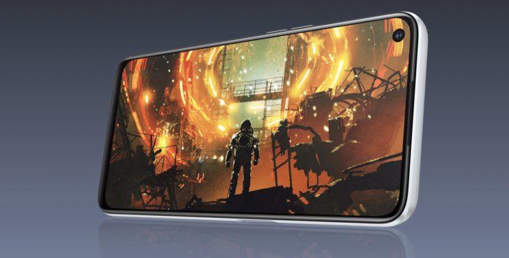 Realme 6S Display