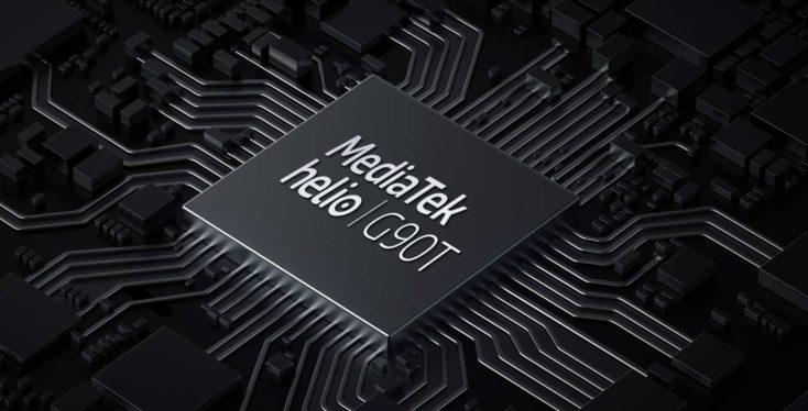 Realme 6S Prozessor