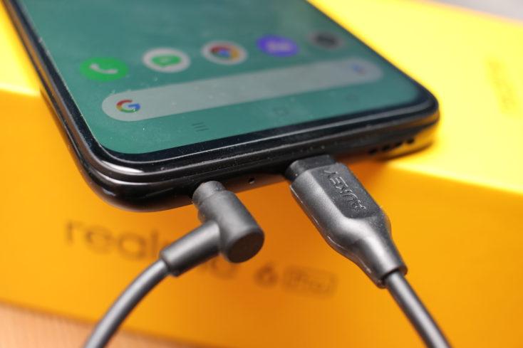 Realme 6 Pro Smartphone Anschluesse