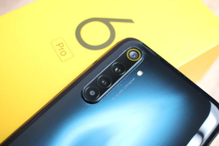 Realme 6 Pro Smartphone Kamera