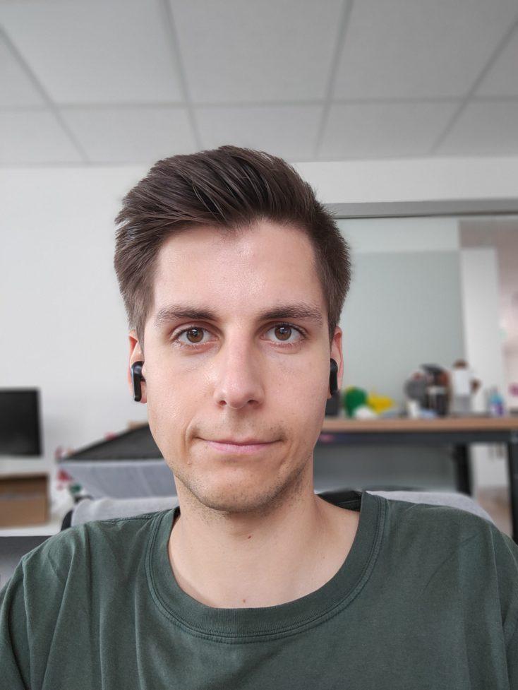 Realme X3 SuperZoom Frontkamera Testfoto Portraitmodus