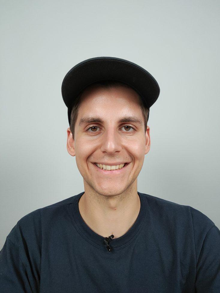 Realme X3 SuperZoom Frontkamera Testfoto Selfie