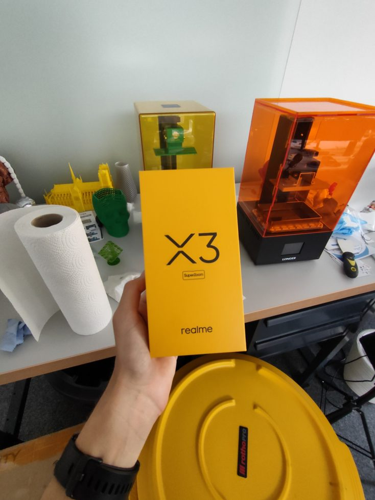 Realme X3 SuperZoom Ultraweitwinkelkamera
