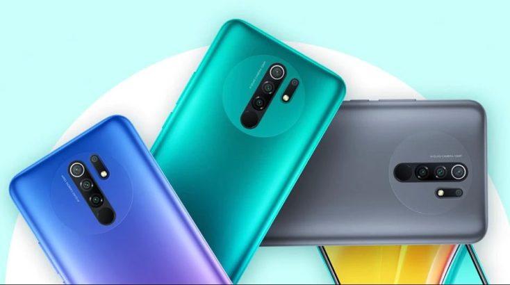 Xiaomi Redmi 9 Farben