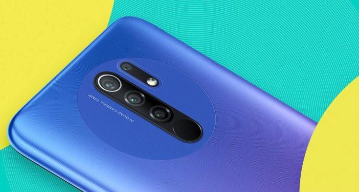 Xiaomi Redmi 9 Kameramodul
