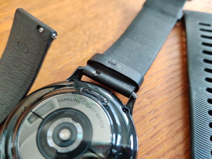 Samsung Galaxy Watch Active 2 Band wechseln