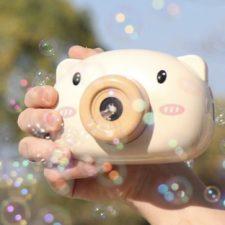 Seifenblasen Kamera Titelbild