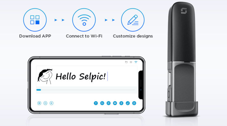 Selpic P1 Drucker App