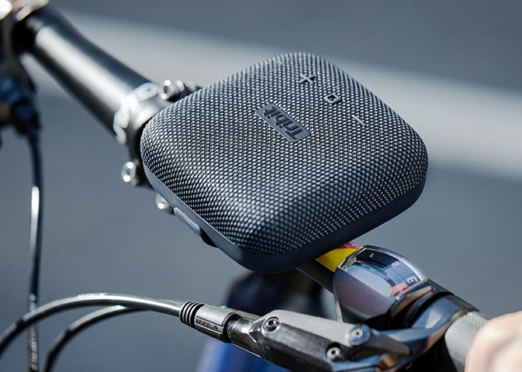 Tribit StormboxMicro Fahrrad