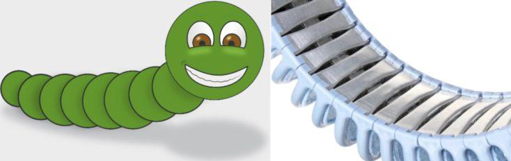 Vergleich Nackenkuehler Wurm