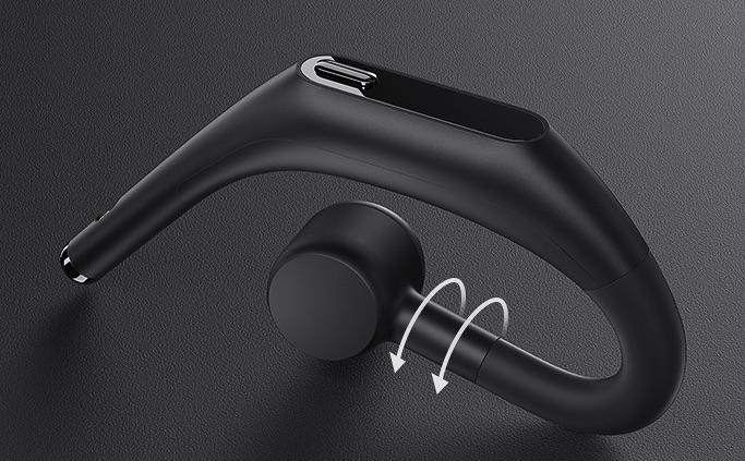 Xiaomi Bluetooth Headset Pro Kopfhoerer rotierender Hoerer