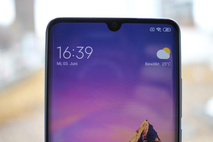 Xiaomi Mi Note 10 Lite Display