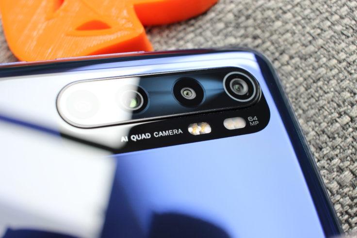 Xiaomi Mi Note 10 Lite Kameragehaeuse Rand