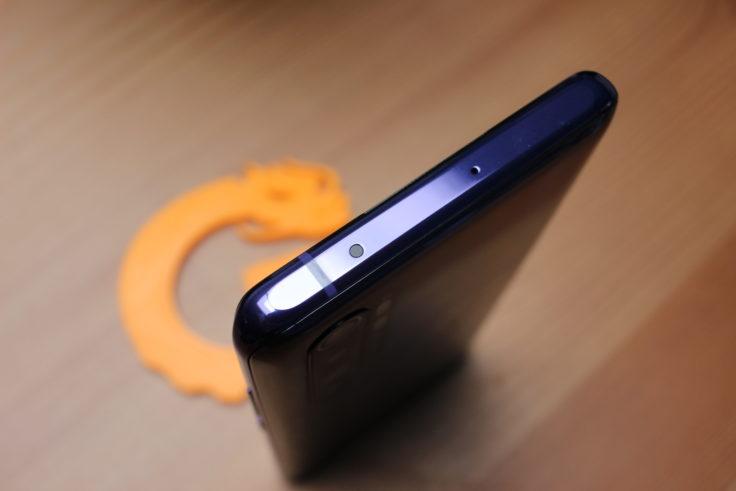 Xiaomi Mi Note 10 Lite IR Blaster