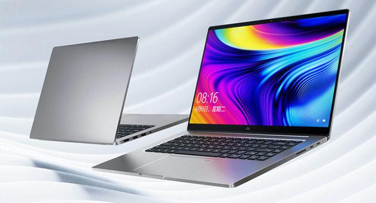 Xiaomi Mi Notebook Pro 2020 Produktbild