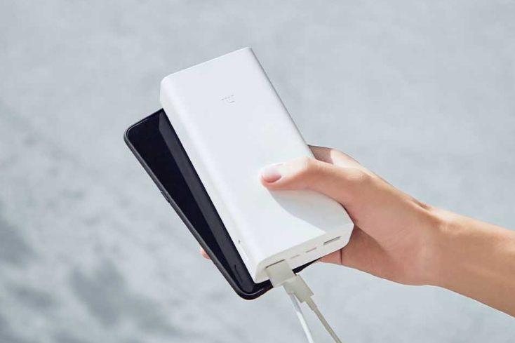 Xiaomi Powerbank 3 30.000 weiss