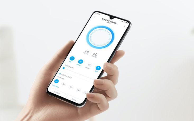 Xiaomi Smartmi Standing Fan 3 App Steuerung