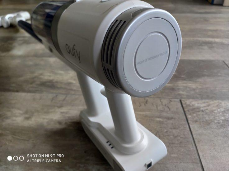 eufy HomeVac S11 Infinity Akkustaubsauger Filter