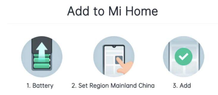 xiaomi Mijia Home App