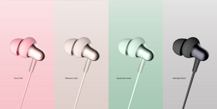 1MORE Stylish kabelgebundener In-Ear Farboptionen