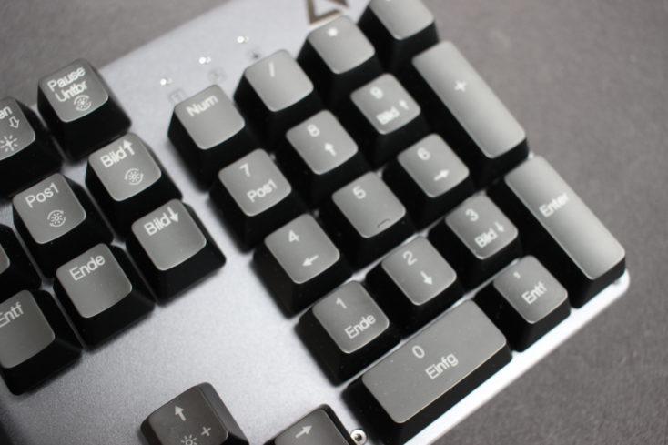 Aukey KM-G12 Tastatur Numpad