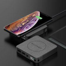 BlitzWolf BW-P13 Powerbank iPhone