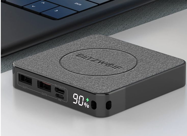 BlitzWolf BW P13  Laptop