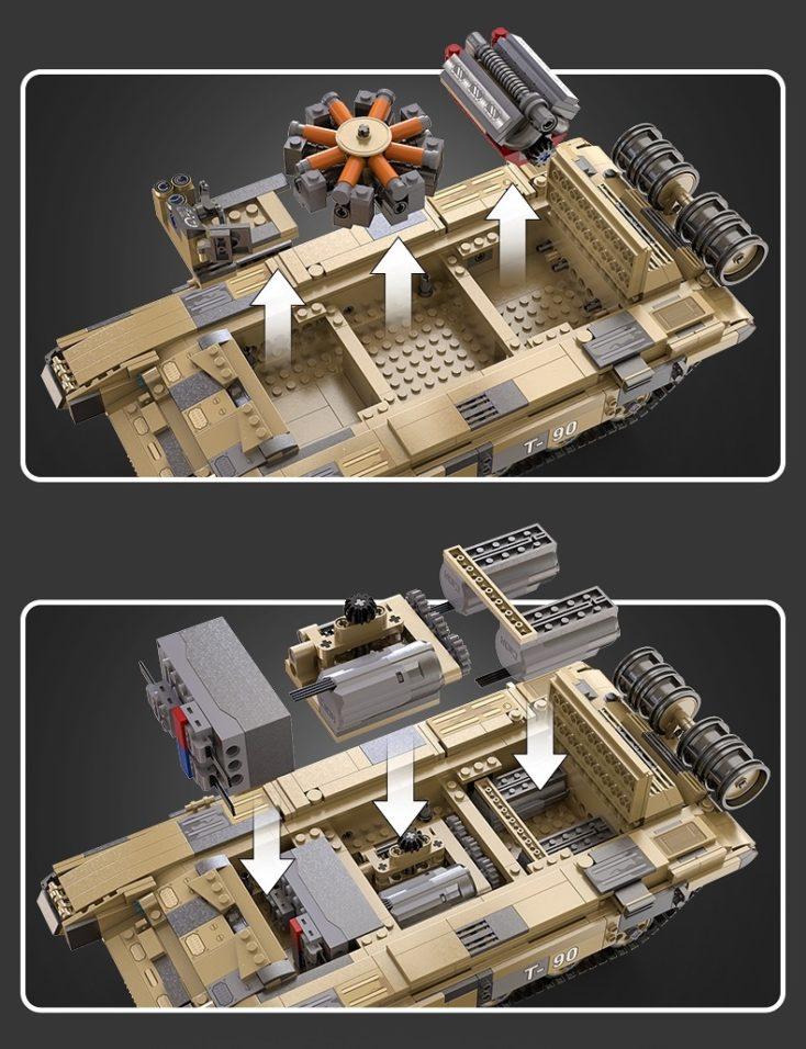 CaDA T90 Panzer 2