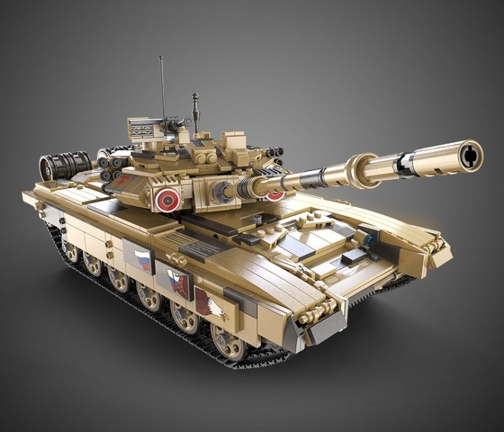 CaDA T90 Panzer 4
