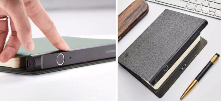FIngerabdrucksensor Tagebuch Xiaomi
