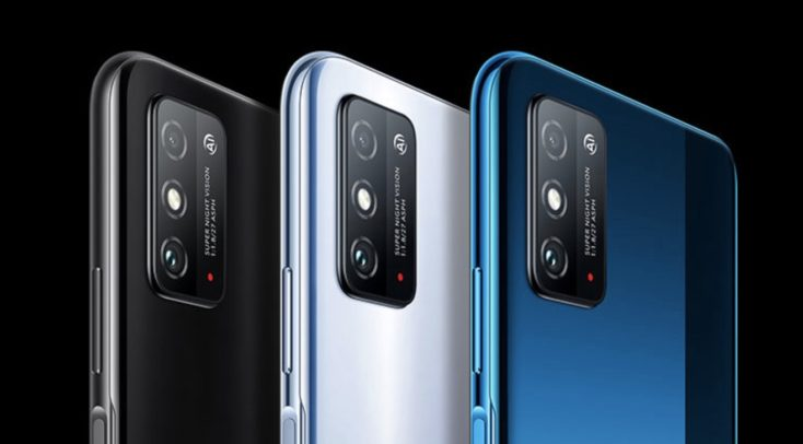Honor 10X Max 5G Farben