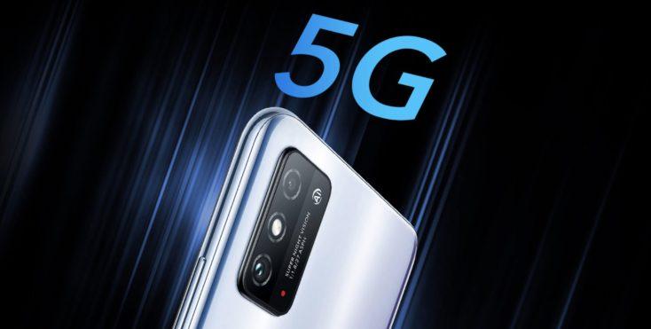Honor 10X Max 5G Konnektivitaet