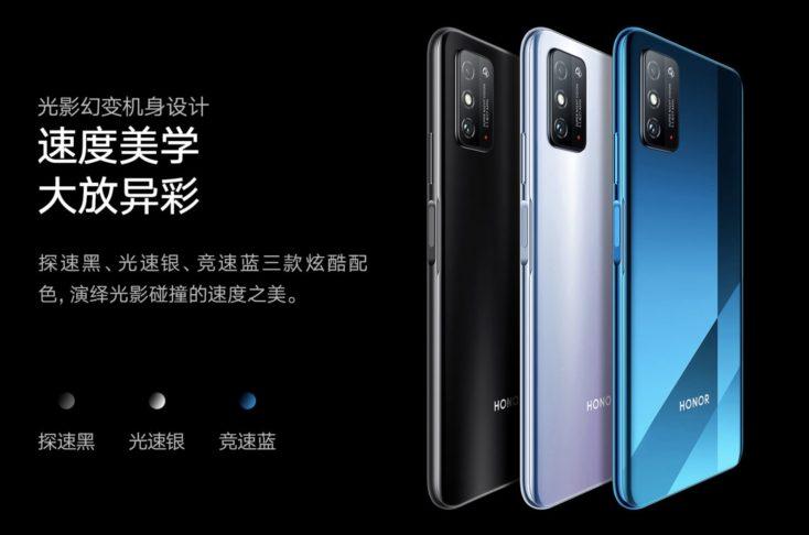 Honor 10X Max 5G Varianten