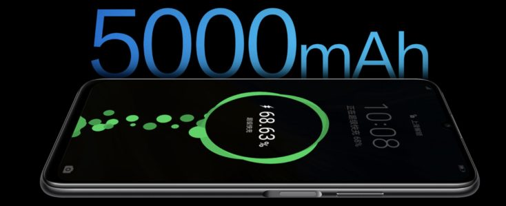 Honor 10X Max 5G akku