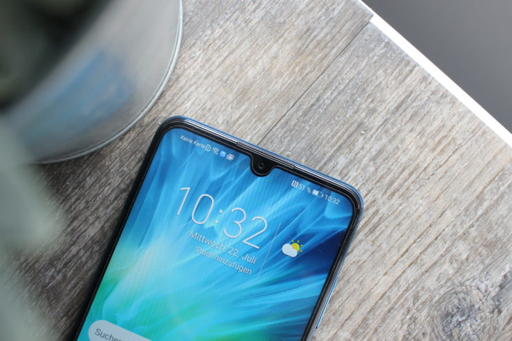 Honor 20S Waterdrop-Notch