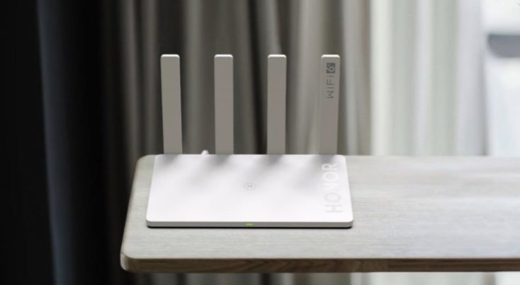 Honor 3 Wi-Fi 6 Router