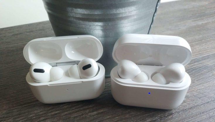 Honor Choice TWS Earbuds Kopfhoerer mit AirPod Pro Klon