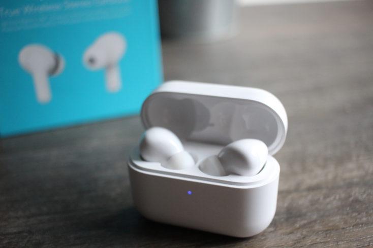 Honor Choice TWS Earbuds Kopfhoerer mit Verpackung