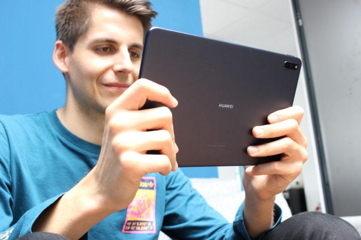 Huawei Matepad Handling
